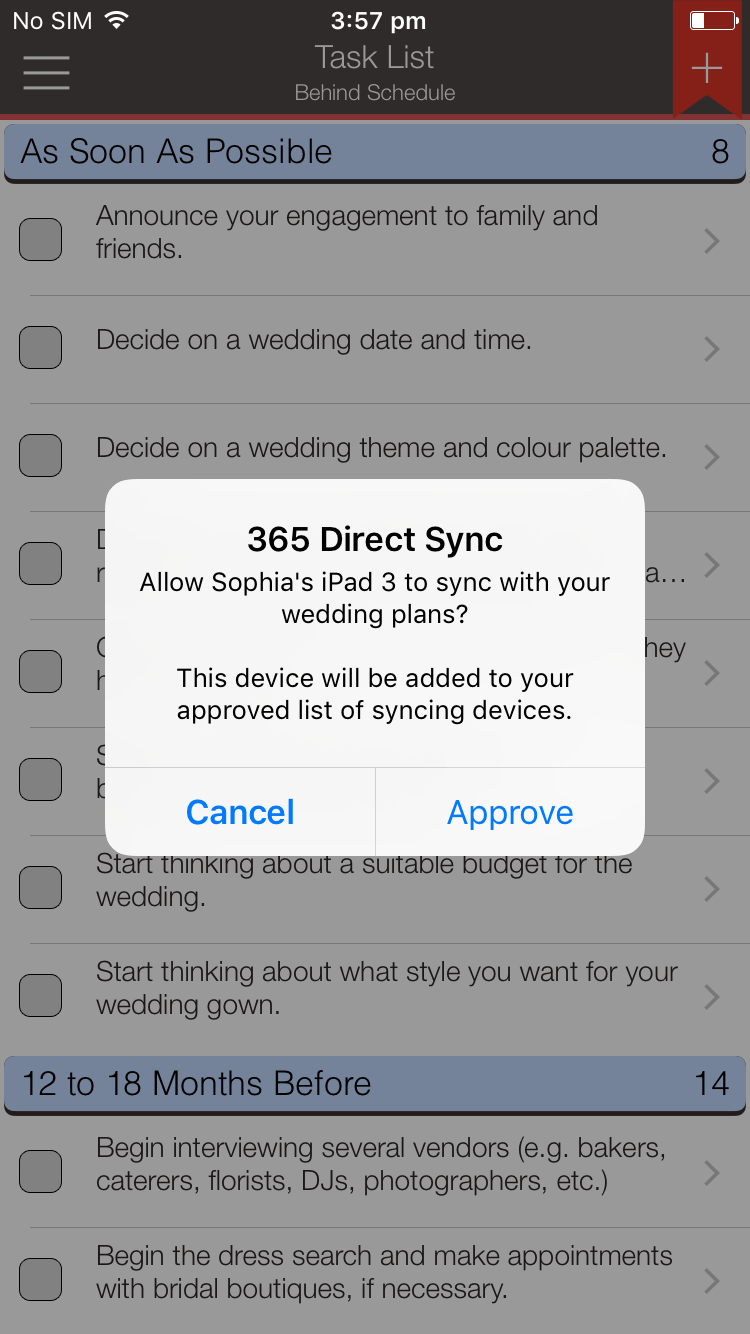 365 Direct Sync Device 2