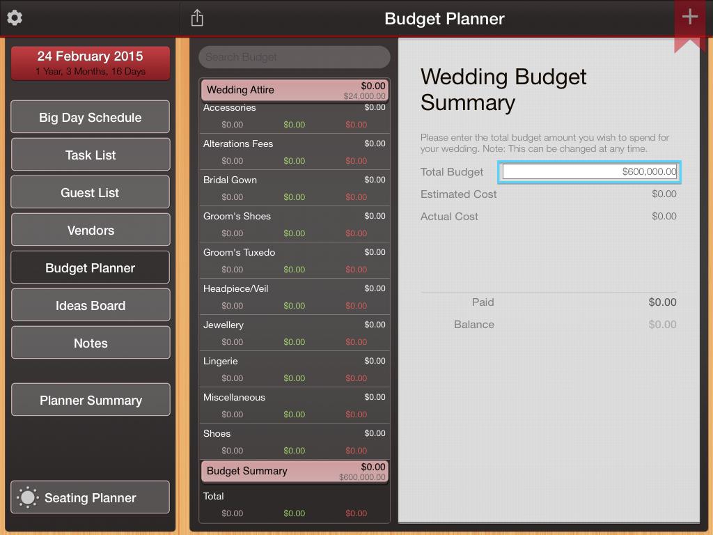 Edit Budget Pic 1